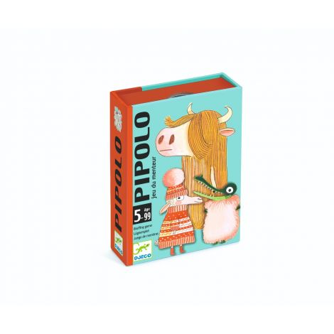 PIPOLO BLUFF CARD GAME