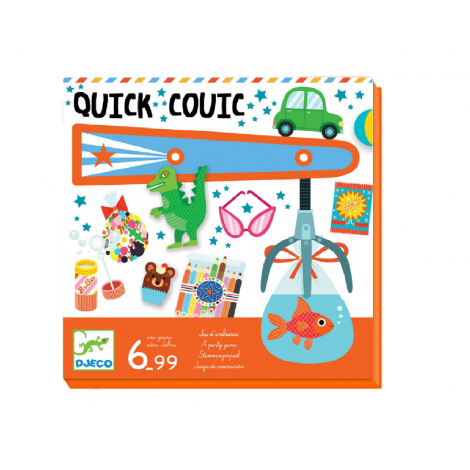 QUICK COUIC COOPERATION GAME