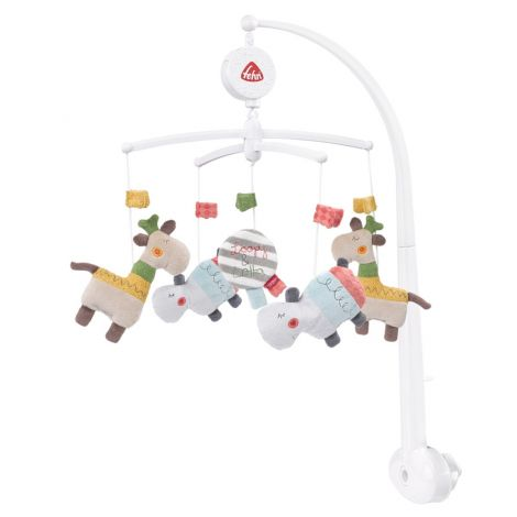 LOOPY & LOTTA MUSICAL CRIB MOBILE