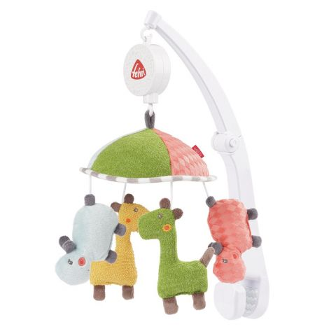 LOOPY & LOTTA TRAVEL MUSICAL CRIB MOBILE