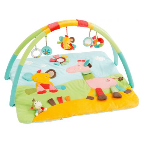 SAFARI ACTIVITY PLAY GYM