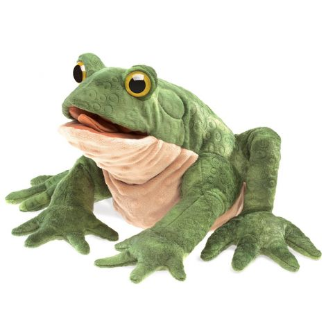 TOAD HAND PUPPET