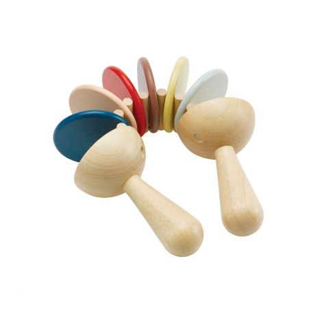 ORCHARD SERIES: CLATTER MUSICAL TOY