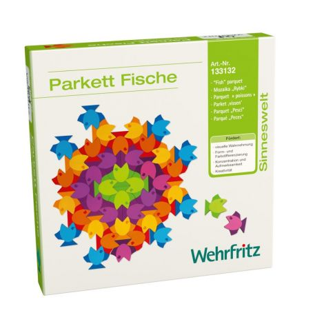 WEHRFRITZ EDUCATION: FISH TESSELLATION FOR STEAM LEARNING