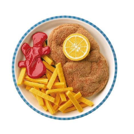 WIENER SCHNITZEL WITH FRENCH FRIES SET