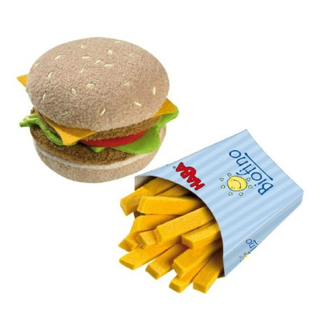 HAMBURGER & FRIES SET