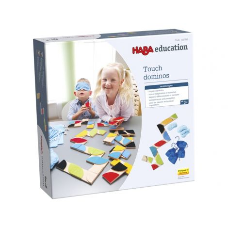 HABA EDUCATION: TOUCH DOMINOES
