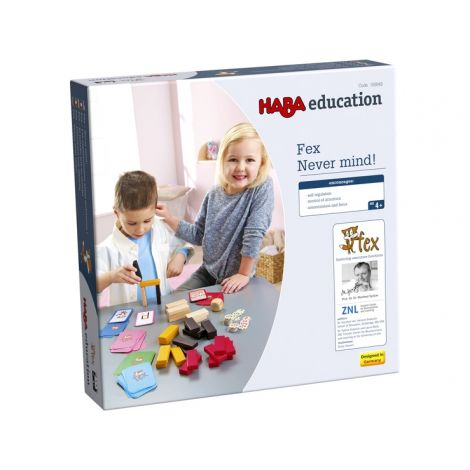 HABA EDUCATION: FEX EFFECT - NEVER MIND!