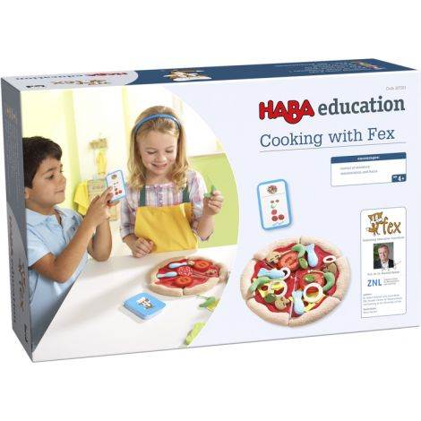 HABA EDUCATION: COOKING WITH FEX