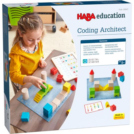 HABA EDUCATION DIGITAL STARTER SERIES: CODING ARCHITECT
