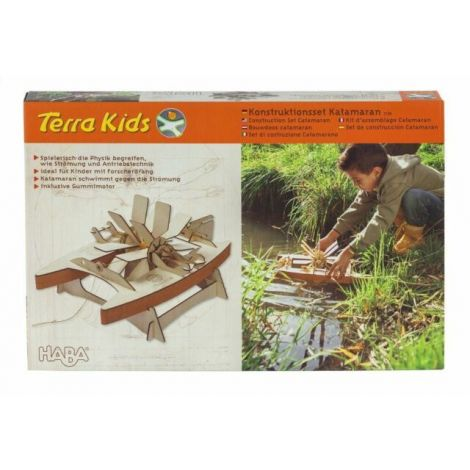 TERRA KIDS: CATAMARAN STEM ASSEMBLY KIT