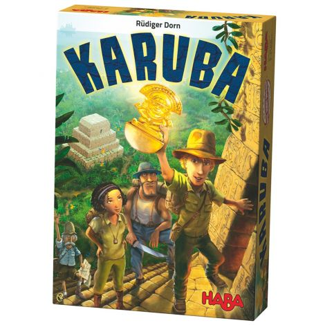 KARUBA ADVENTUROUS GAME OF STRATEGY