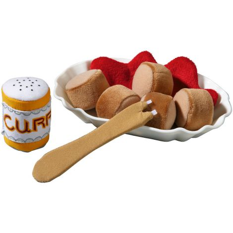 CURRYWURST FOOD SET