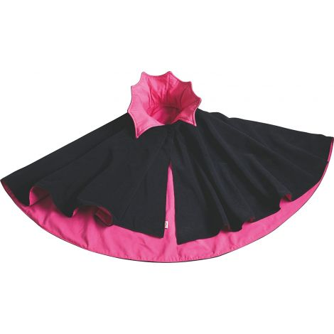 WITCH'S CAPE PLAY COSTUME