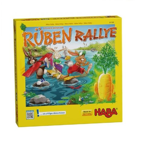 RABBIT RALLY BOARD GAME OF ESTIMATION