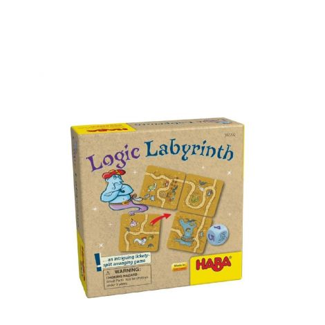 LOGIC LABYRINTH CARD GAME