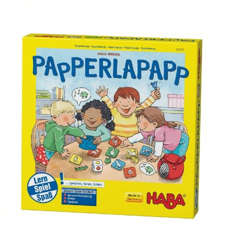 PAPPERLAPAPP COLLECTION OF MULTI-SENSORY GAMES