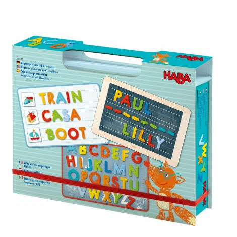 MAGNETIC ACADEMIC GAME BOX: ABC EXPEDITION