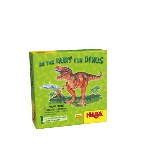 ON THE HUNT FOR DINOS MEMORY CARD GAME