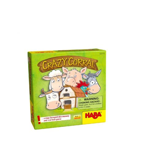 CRAZY CORRAL CARD GAME