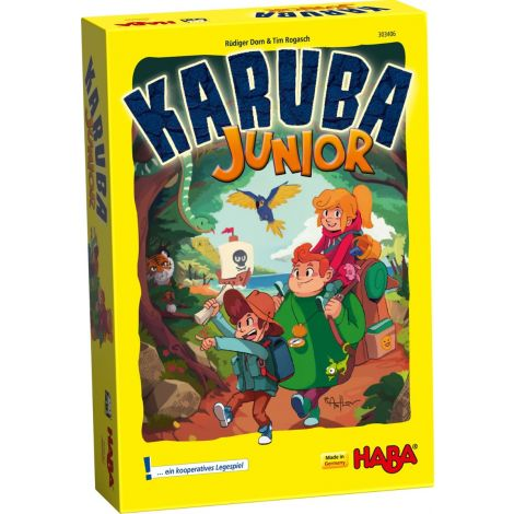 KARUBA JUNIOR BOARD GAME OF COOPERATION