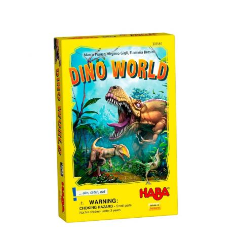 DINO WORLD CARD GAME