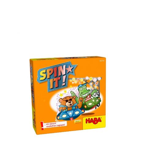 SPIN IT! CARD GAME