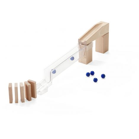 15PC 'MARBLE CANYON' MARBLE RUN COMPLEMENTARY EXPANSION SET