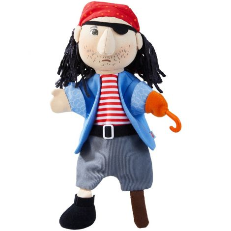 PIRATE GLOVE PUPPET