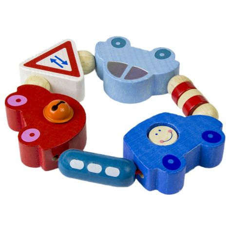 TOOT TOOT CLUTCH RING RATTLE