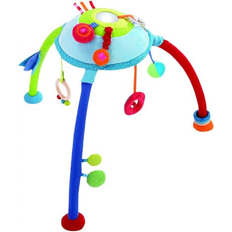 WORLD OF SENSES BABY GYM TRAINER