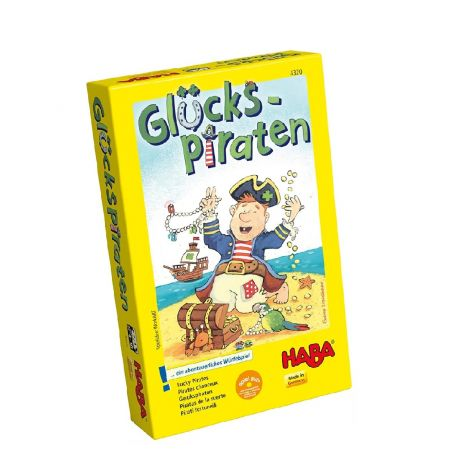 LUCKY PIRATES BOARD GAME