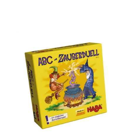 MAGIC ABC DUEL LANGUAGE CARD GAME