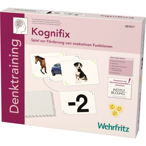 WEHRFRITZ EDUCATION: KOGNIFIX MEMORY CARD GAME