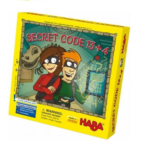 SECRET CODE MATHEMATICS BOARD GAME