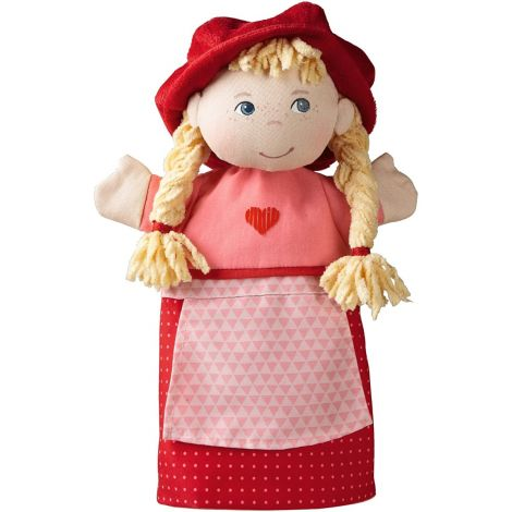 LITTLE RED RIDING HOOD GLOVE PUPPET