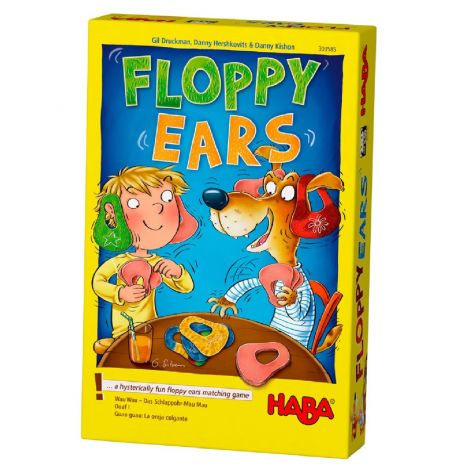 FLOPPY EARS GAME OF MEMORY