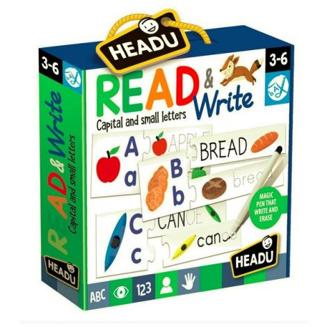 READ & WRITE EARLY LITERACY SET