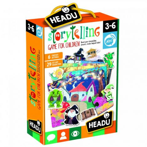 STORYTELLING PUZZLE GAME FOR CHILDREN