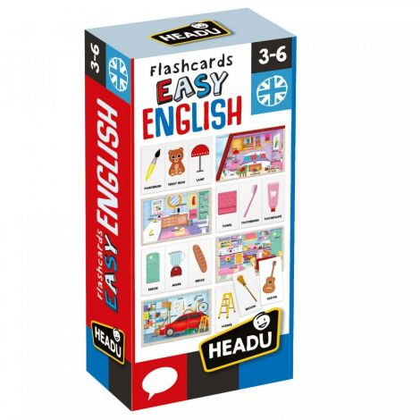 EASY ENGLISH FLASHCARDS