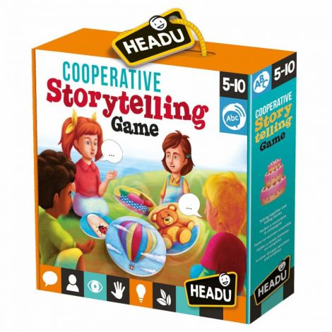 COOPERATIVE STORYTELLING GAME