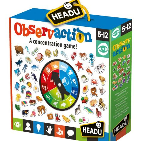 OBSERVACTION GAME OF CLASSIFICATION