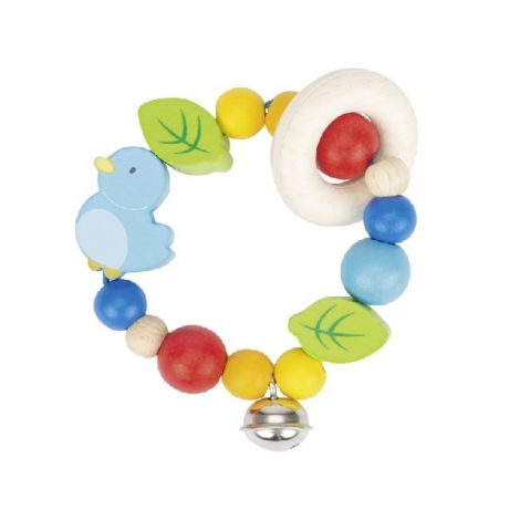 BIRD RING RATTLE