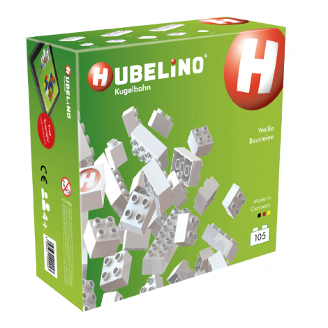 HUBELINO 105PC CONSTRUCTION BRICK SET
