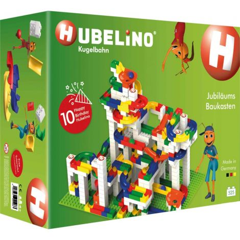 HUBELINO 525PC 10TH ANNIVERSARY BUILDING BOX