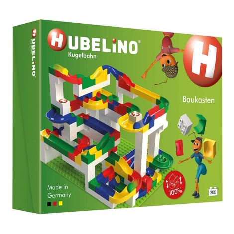 HUBELINO 213PC BIG BUILDING BOX