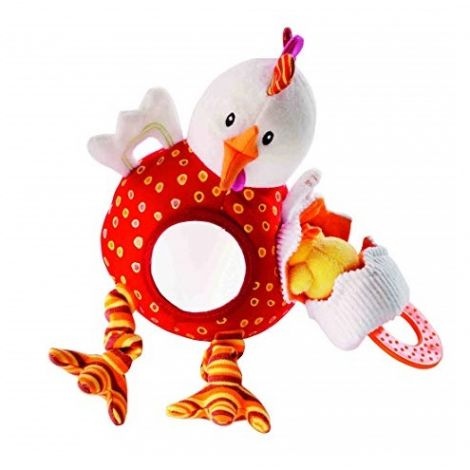 LILLIPUTIENS OPHELIE SENSORY ACTIVITY CHICKEN