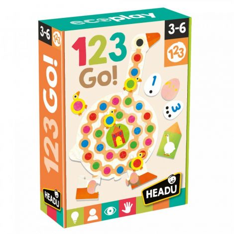 123 GO! GAME FOR EARLY NUMERACY