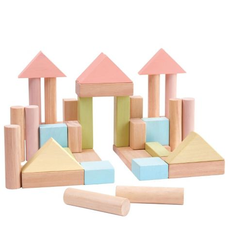 PASTEL 40 BLOCKS SET