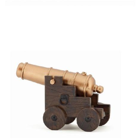 CANNON FIGURINE